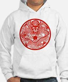 Asian Dragon Jumper Hoody