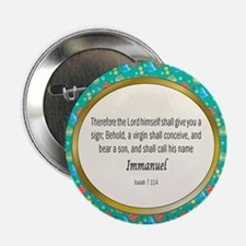"Immanuel 2.25"" Button"