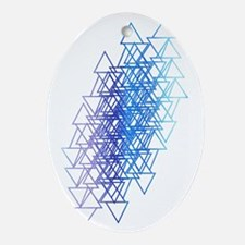 Energy Oval Ornament
