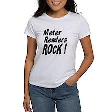 Meter Readers Rock ! Tee
