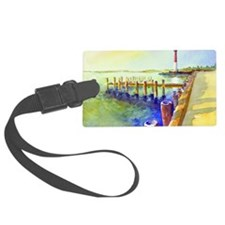 Path To Barnegat Light Luggage Tag