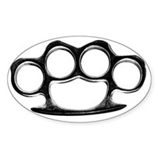 Knuckle Duster Decal