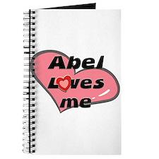 abel loves me Journal
