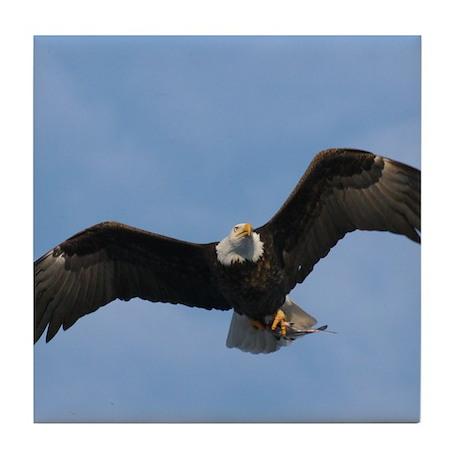 Eagle & Catch, Tile Coaster