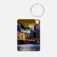 Downtown Pittsburgh from t Keychains