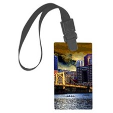 Downtown Pittsburgh from the Nor Luggage Tag