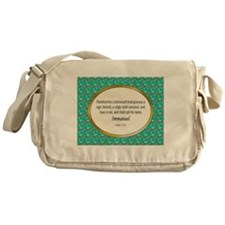 Immanuel Messenger Bag