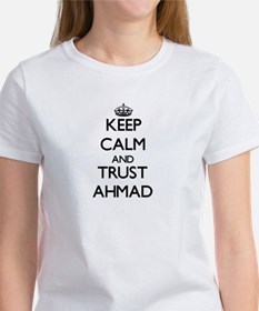 Keep Calm and TRUST Ahmad T-Shirt