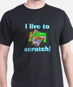 Scratch-off T-Shirt