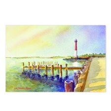 Path to Barnegat Light Postcards (Package of 8)