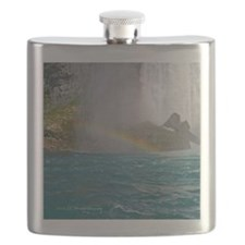 American Falls Rainbow Flask