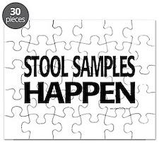 stool samples happen Puzzle
