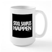 stool samples happen Mugs