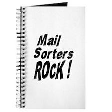 Mail Sorters Rock ! Journal