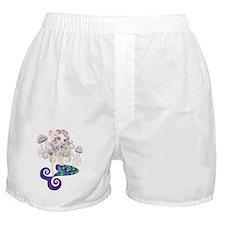 Amethyste Mermaid Boxer Shorts