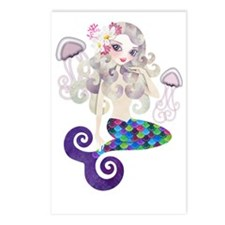 Amethyste Mermaid Postcards (Package of 8)