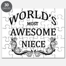 World's Most Awesome Niece Puzzle