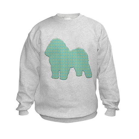 Paisley Bolognese Kids Sweatshirt