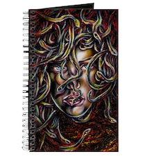 Medusa No.Three Framed Print Journal