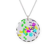 Pawprints Necklace