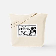 Anita Stewart Whispering Wires Tote Bag