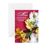 Mom, I Love You Greeting Cards (Pk of 10)