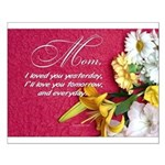 Mom, I Love You Small Poster