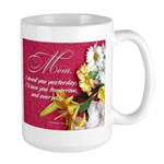 Mom, I Love You Large Mug