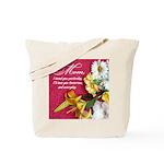 Mom, I Love You Tote Bag
