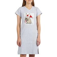 frenchieclause Women's Nightshirt