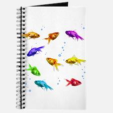Rainbow Fish Journal