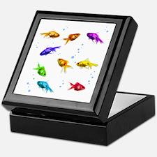 Rainbow Fish Keepsake Box