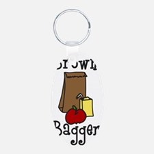 Brown Bagger Keychains