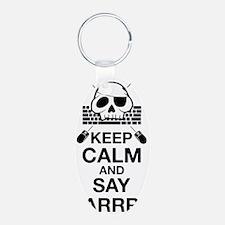 Say arr Keychains