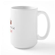 Dont Make Me Call Bestefar Mug