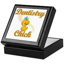 Dentistry Chick #2 Keepsake Box