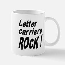 Letter Carriers Rock ! Mug