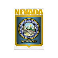 Nevada Seal (back) 5'x7'Area Rug