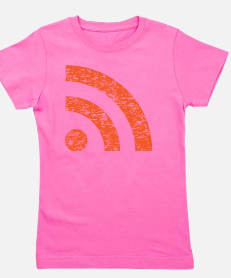broadcast icon Girl's Tee
