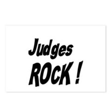 Judges Rock ! Postcards (Package of 8)