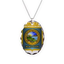 Montana Seal (back) Necklace