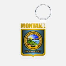 Montana Seal (back) Keychains