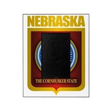 Nebraska Seal (back) Picture Frame