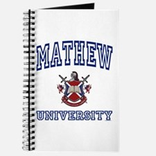 MATHEW University Journal