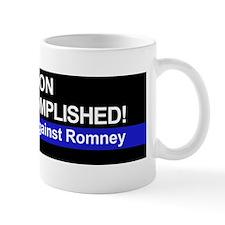 Mission Accomplished-BUMPER great-dane Mug