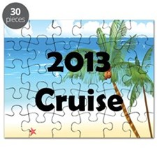 Palm Tree Cruise 2013 Puzzle