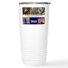 2013 Lacy Dog Wall Cale Travel Mug