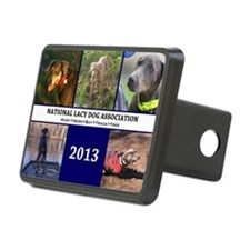 2013 Lacy Dog Wall Calenda Hitch Cover