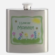 I love my Mommy! Flask
