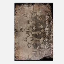 GhostBreakers Group photo Postcards (Package of 8)